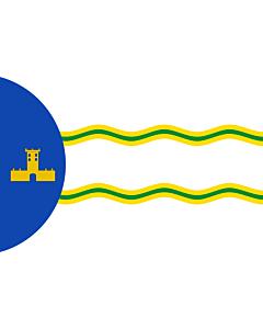Flag: Abejuela   Abejuela  Teruel