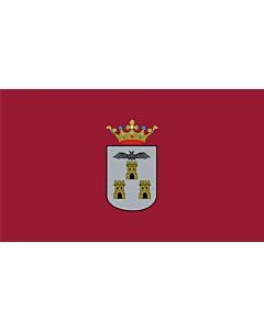 Flag: Albacete-Bandera   Ciudad de Albacete, en Albacete  España