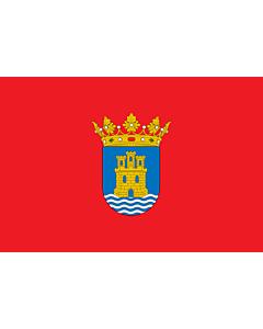 Flag: Alcalá de Henares