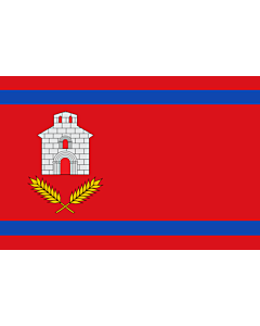Flag: Chalamera-Huesca-Spain