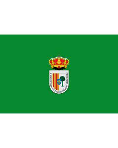 Flag: Fraga   Fraga, en Huesca  España