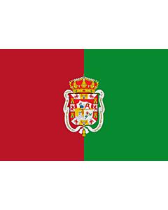 Flag: City of Granada  Spain