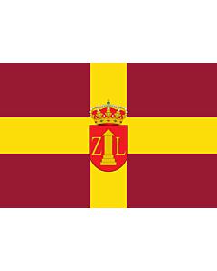 Flag: Zalamea la Real Spain