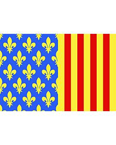 Flag: Lozère