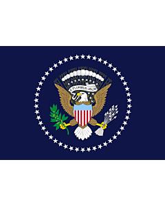 Flag: President of the United States